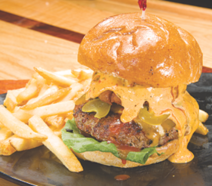 Musketeers Bar & Grill ($30 Value)