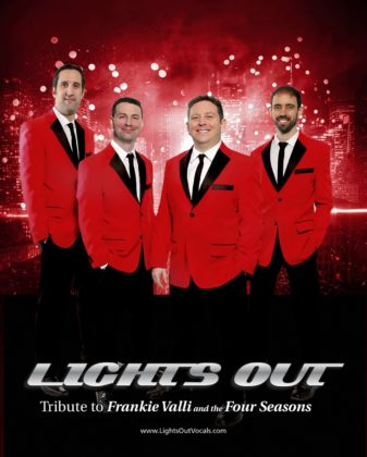 Lights Out- 4/17 12pm Lunch & Show at Carrie Cerino's ($56)