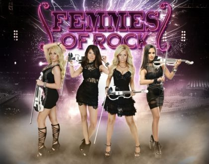 Femmes of Rock-12/6 8pm Show Only at Mentor Fine Arts Theater ($40)