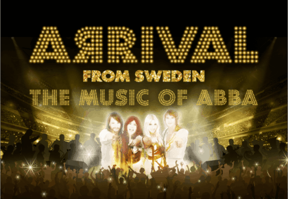ABBA Arrival from Sweden-7/13 12pm Show & Lunch at Villa Milano ($66)