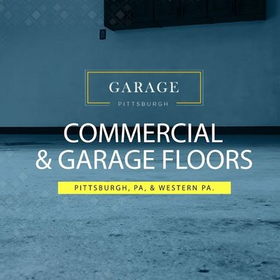 Pittsburgh Garage Flooring Process
