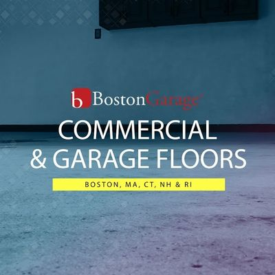 Boston Garage Flooring Process