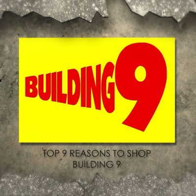 Top 9 Reasons to Shop Building 9