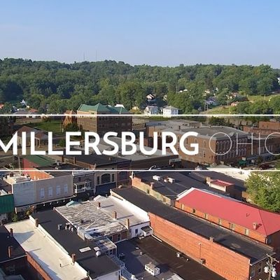 Downtown Millersburg Overview