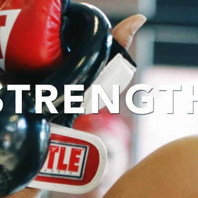 Title Boxing Strength Class