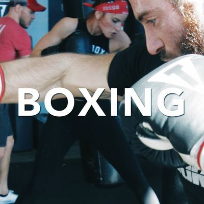Title Boxing Boxing Class