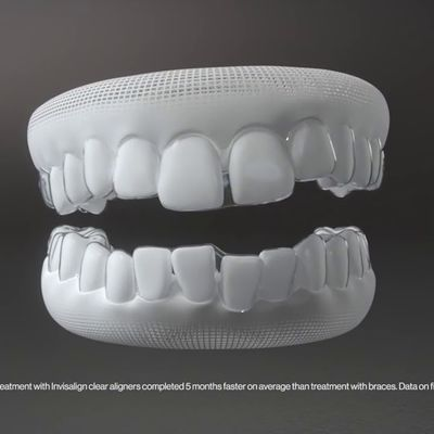 Smiles by White Invisalign Statistics