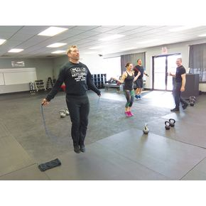 SOS Kettlebell-5 Sessions ($95 Value)