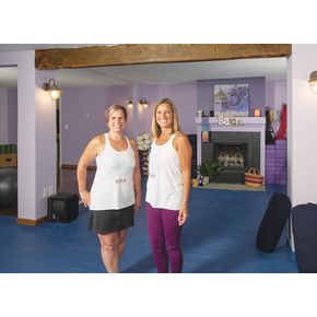 The BARN Wellness Center-1st of Month Unlimited Mat Classes ($60 Value)