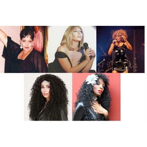 Diva's of the 70's-9/13 12pm Show & Lunch at Carrie Cerino's ($60)