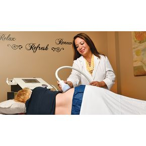 Aculaser Treatment Center-Cryoslimming or Cryofacial Treatment ($350 Value)