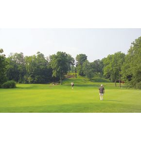Bunker Hill Golf Course-Four 18-Hole Green Fees +Golf Cart ($200 Value)