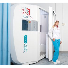 Core Elite Cryo-Cryotherapy Session ($60 Value)