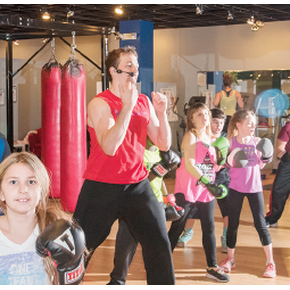 Empowering Punch-Three 1 Hr Private Self Defense Sessions ($240)