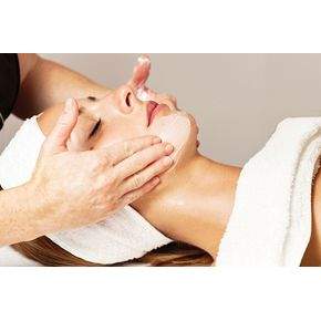 Holistic Halo-Mini Facial Escape for 2 ($180 Value)