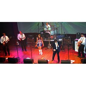 Swingin' 60's- 2/14 12pm Lunch & Show at Carrie Cerino's ($53)