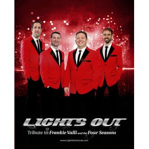 Lights Out- 4/16 12pm Lunch & Show at Villa Croatia Party Center ($56)