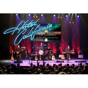 The Original Eagles Tribute-4/29 5:30pm Show Only at Packard Music Hall ($63)